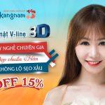 [OFF 20%] Gọt mặt V Line 3D do chuyên gia hàng đầu thực hiện: Đẹp chuẩn Hàn – Không lộ sẹo xấu