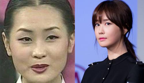 Lee Da Hae khong he phu nhan chuyen tham my got mat