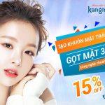 [OFF 15%] Gọt mặt 3D công nghệ chuẩn Hàn: Tạo khuôn mặt trái xoan đẹp tự nhiên