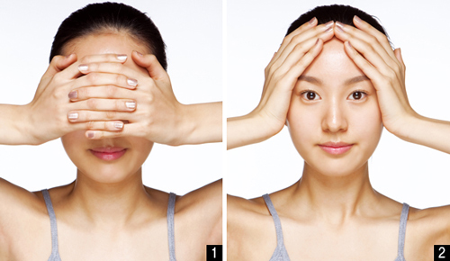 Cách làm mặt thon gọn bằng những bài tập và massage