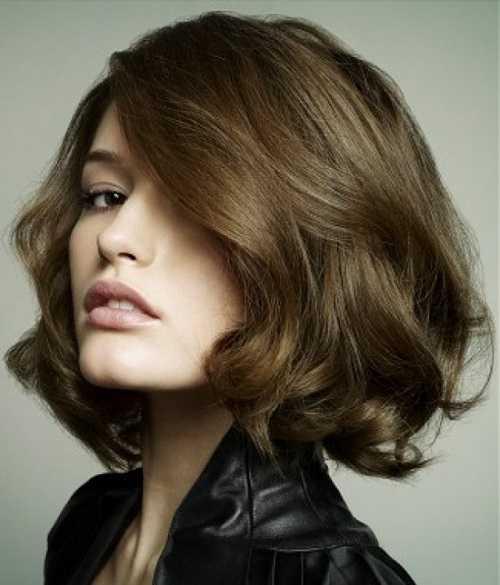 những kiểu tóc dành cho mặt tròn