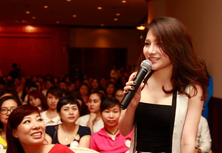 Bạn Trang - Khách hàng gọt mặt V-line 3D tại Kangnam
