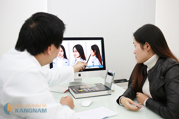 Phẫu thuật gọt mặt Kangnam's Perfect Vline 2