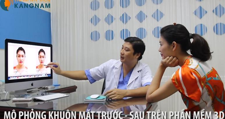 Phẫu thuật gọt mặt V-line 3D có đau không?