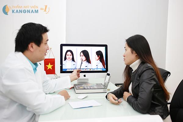 Quy trình phẫu thuật hạ gò má tại Bệnh viện thẩm mỹ Kangnam?