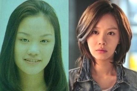 Kim Ah Joong thay doi bat ngo