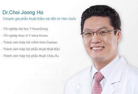 Thẩm mỹ khuôn mặt V-line 3D theo nhận định Dr.Choi Joong Ho