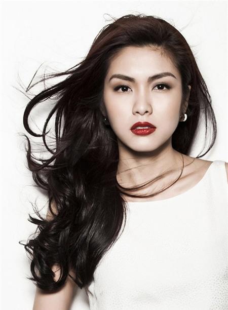 Top 5 mỹ nhân có khuôn mặt đẹp nhất Việt Nam